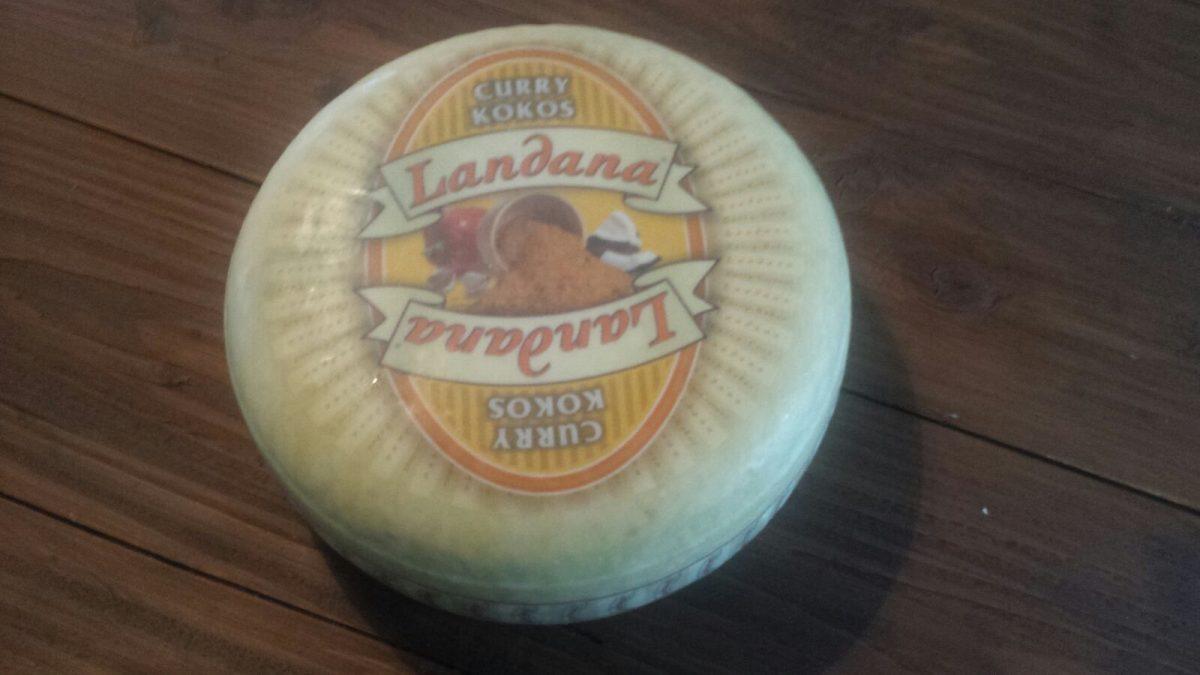 Landana- Curry-Kokos Kaas; Nieuw in ons assortiment